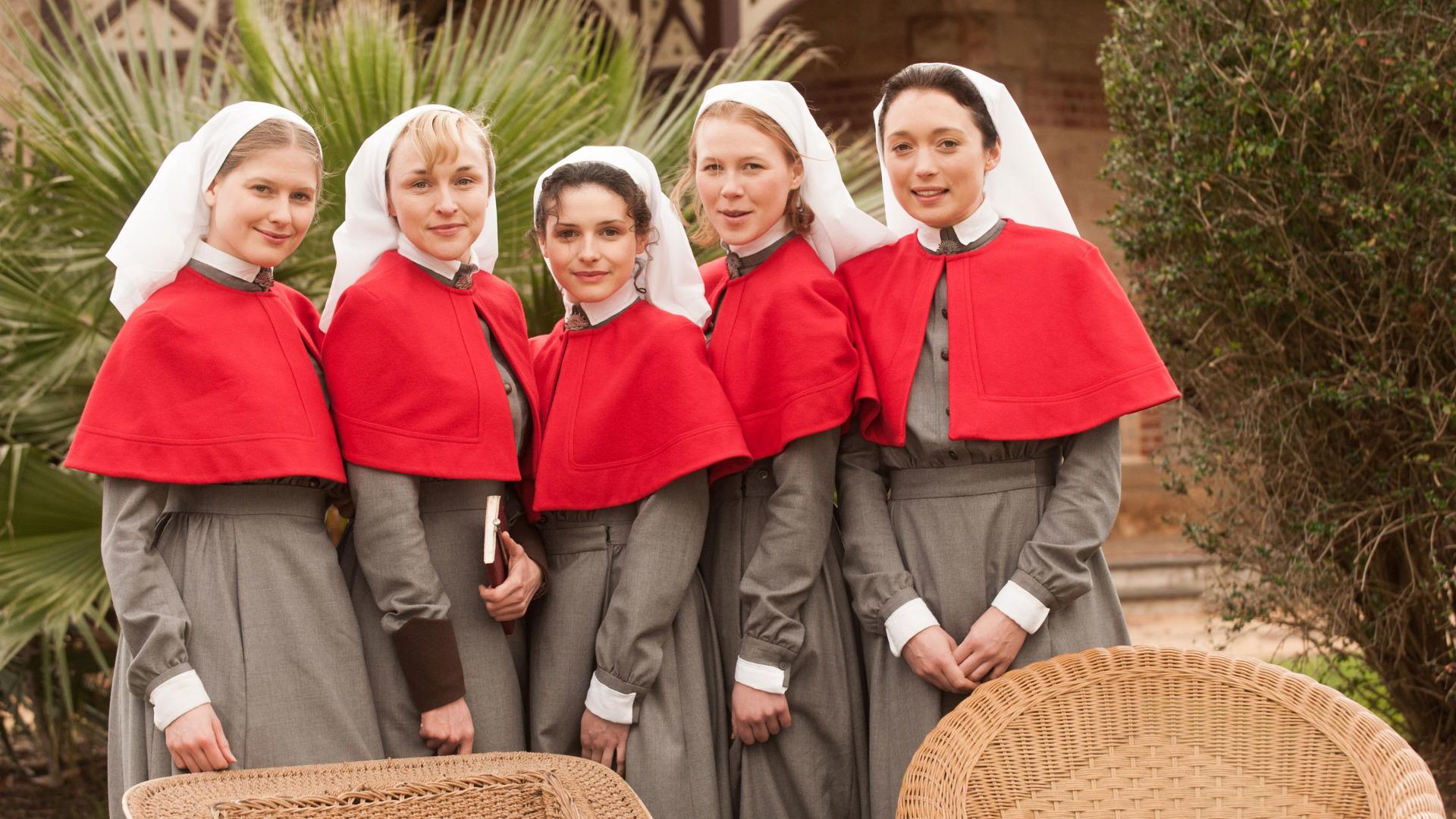 Show ANZAC Girls