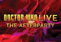 Сериал Доктор Кто вживую: После вечеринки