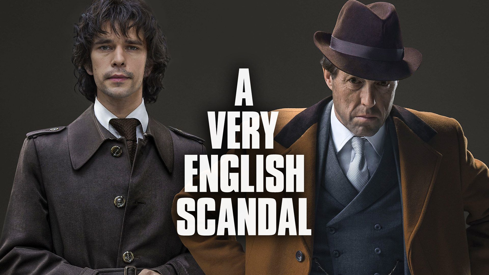 Сериал Чрезвычайно английский скандал