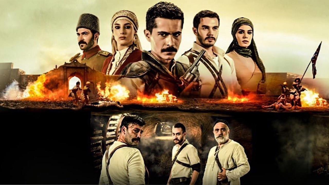 Сериал Осада Эль-Кута