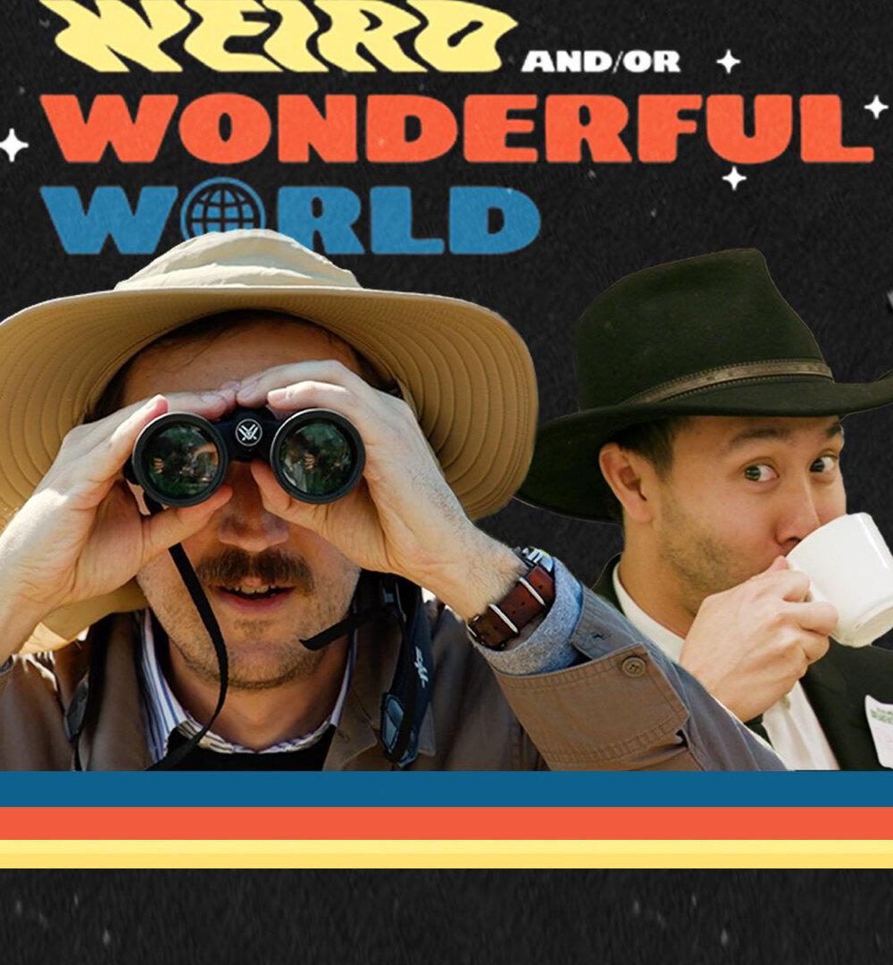 Сериал Weird (and/or) Wonderful World with Shane (and Ryan)
