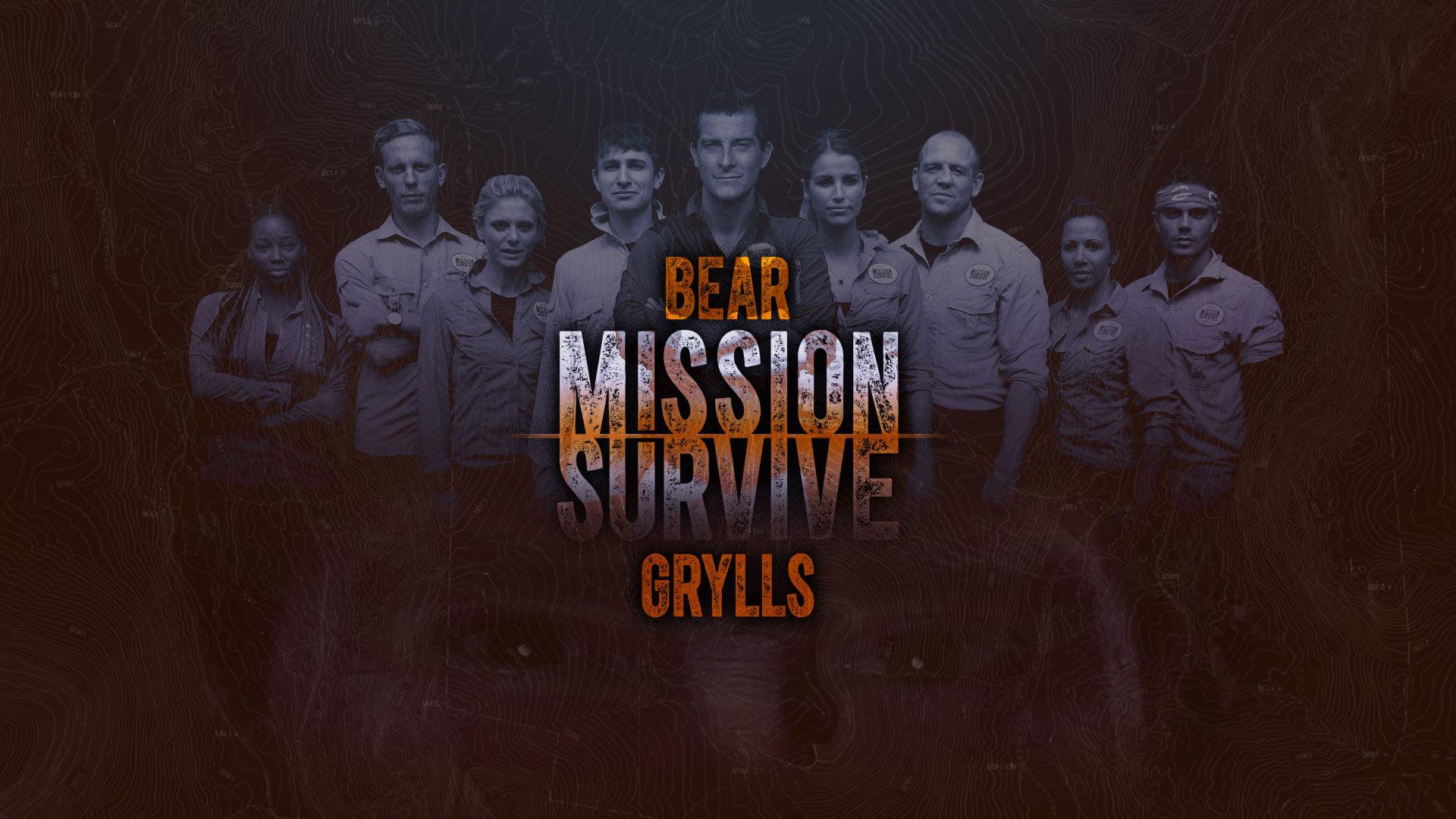 Show Bear Grylls: Mission Survive