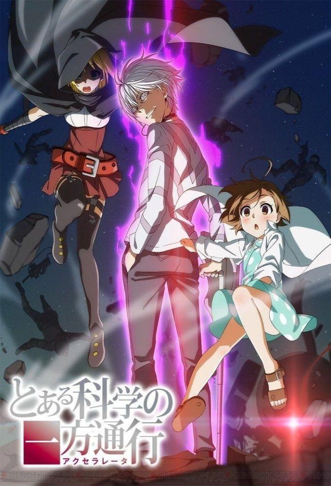 Anime A Certain Scientific Accelerator