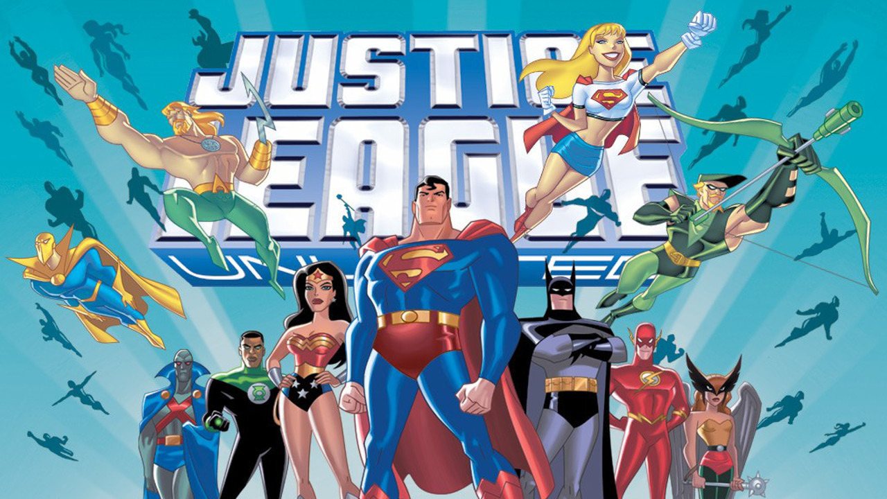 Show Justice League Unlimited