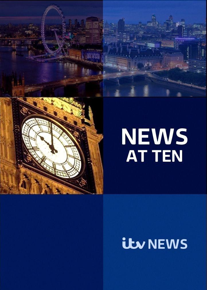 Сериал ITV News at Ten