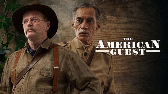 Сериал The American Guest