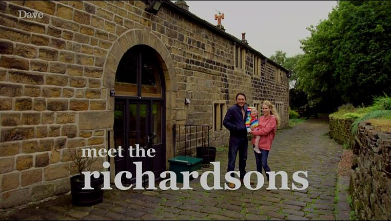 Сериал Meet the Richardsons