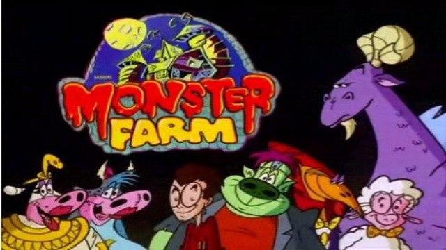 Cartoon Monster Farm
