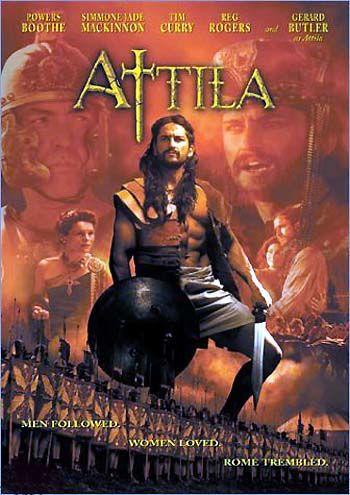 Сериал Аттила-завоеватель
