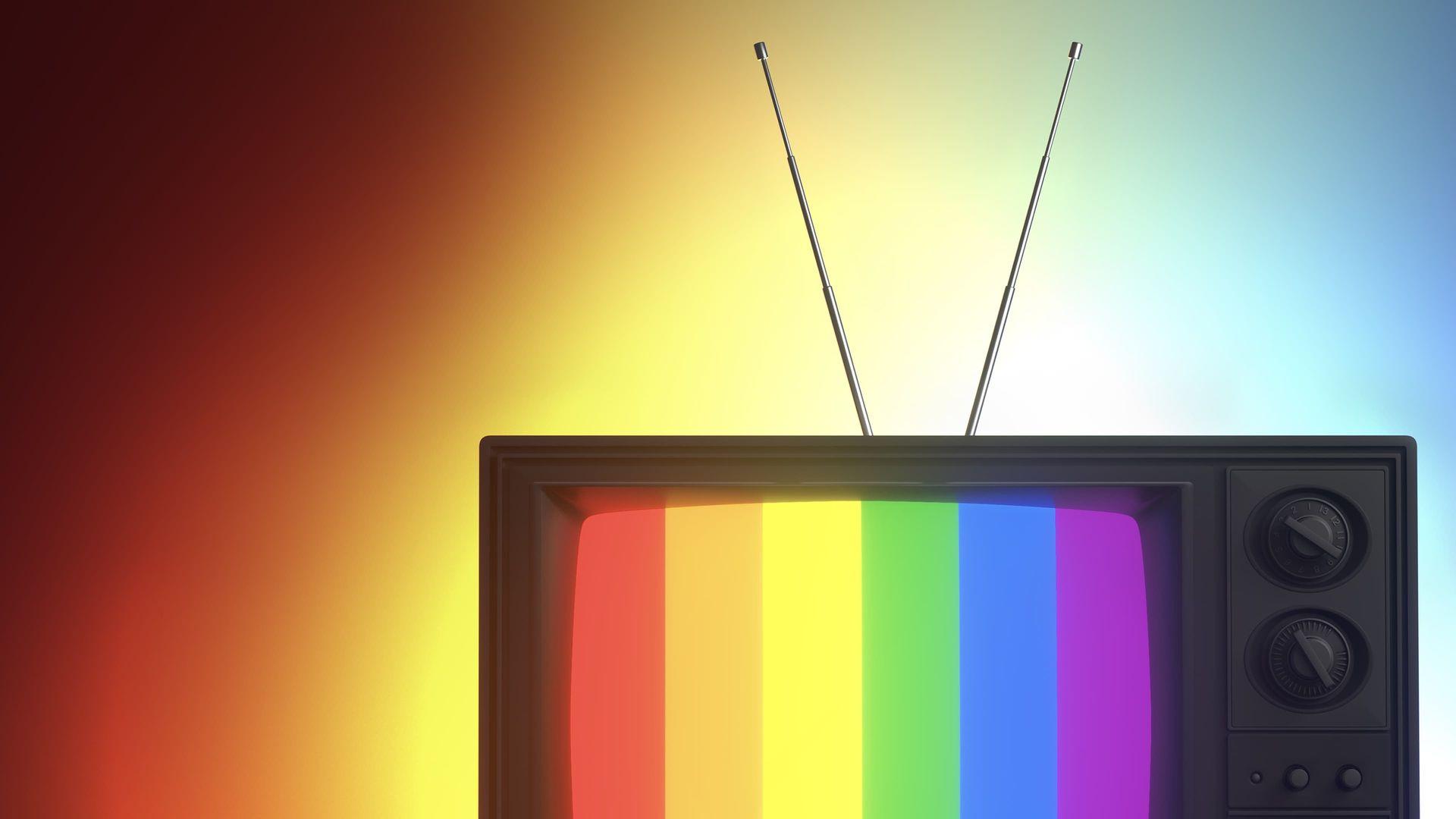 Сериал Видимость: из тени на телевидении