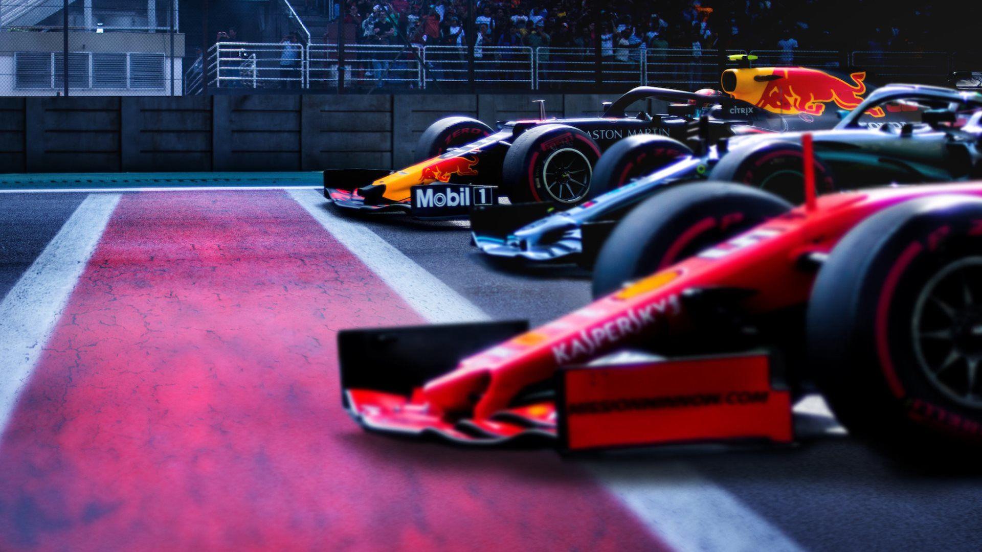 Show Formula 1: Drive to Survive