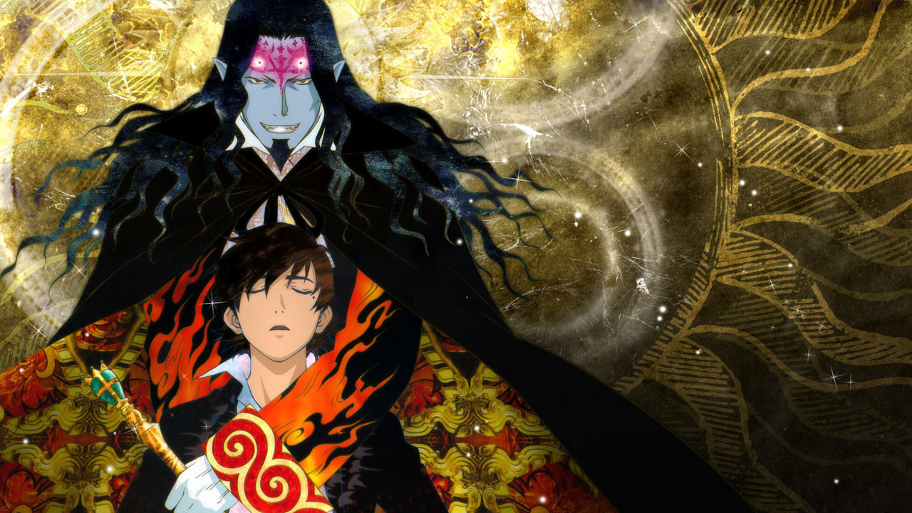Anime Gankutsuou: The Count of Monte Cristo