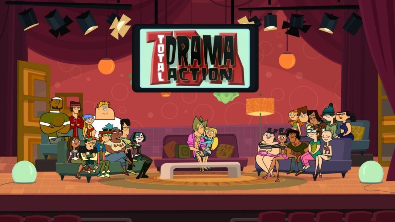 Cartoon Total Drama Action