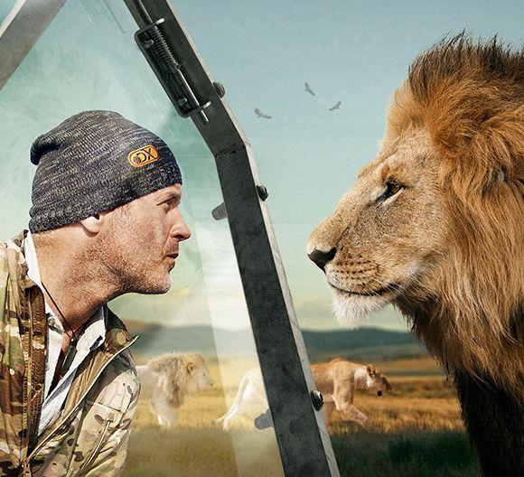 Сериал Predators Up Close with Joel Lambert