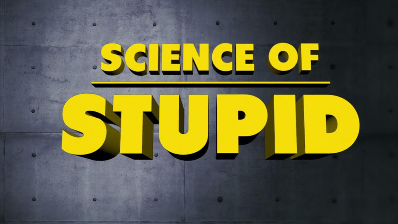 Сериал Научные глупости