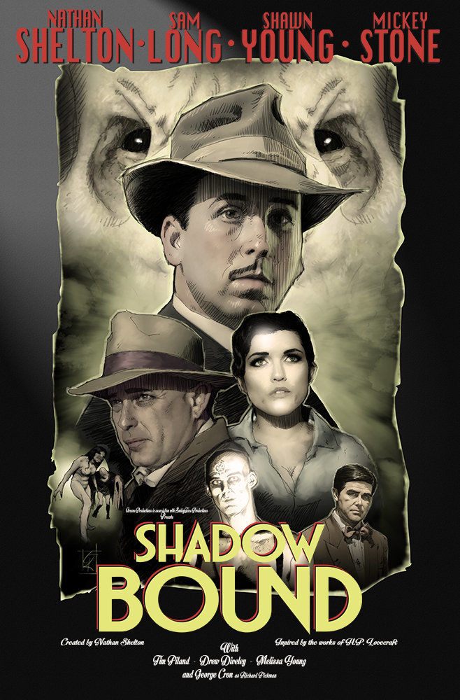 Сериал Shadow Bound