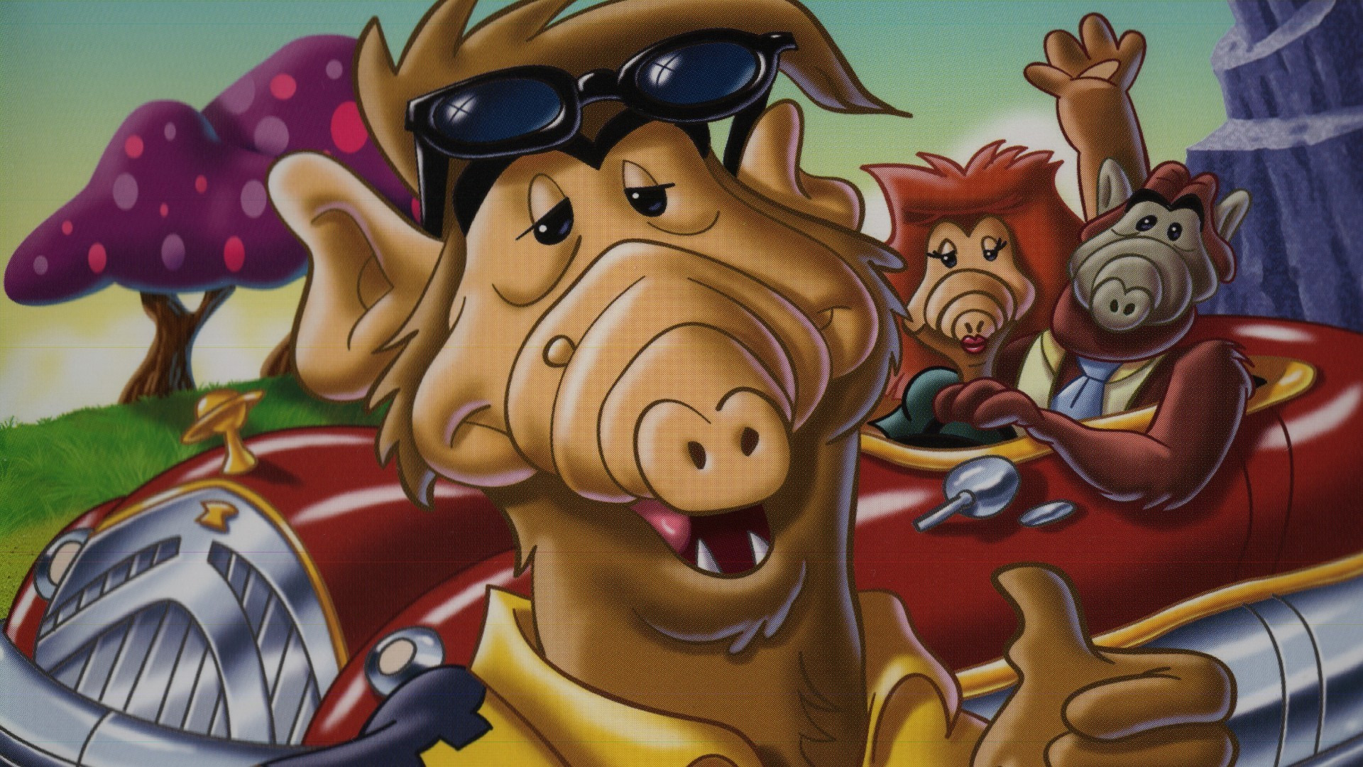 Show ALF: The Animated Series