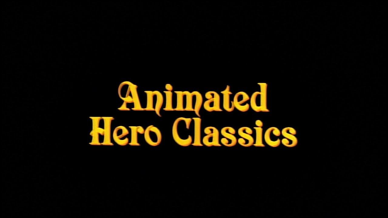 Show Animated Hero Classics
