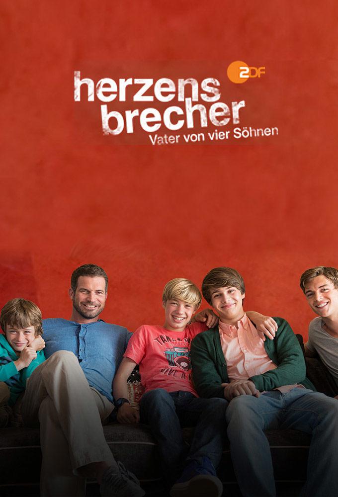 Show Herzensbrecher - Vater von vier Söhnen