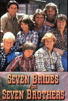 Сериал Семь невест для семерых братьев