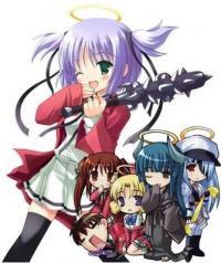 Anime Убойный ангел Докуро-тян