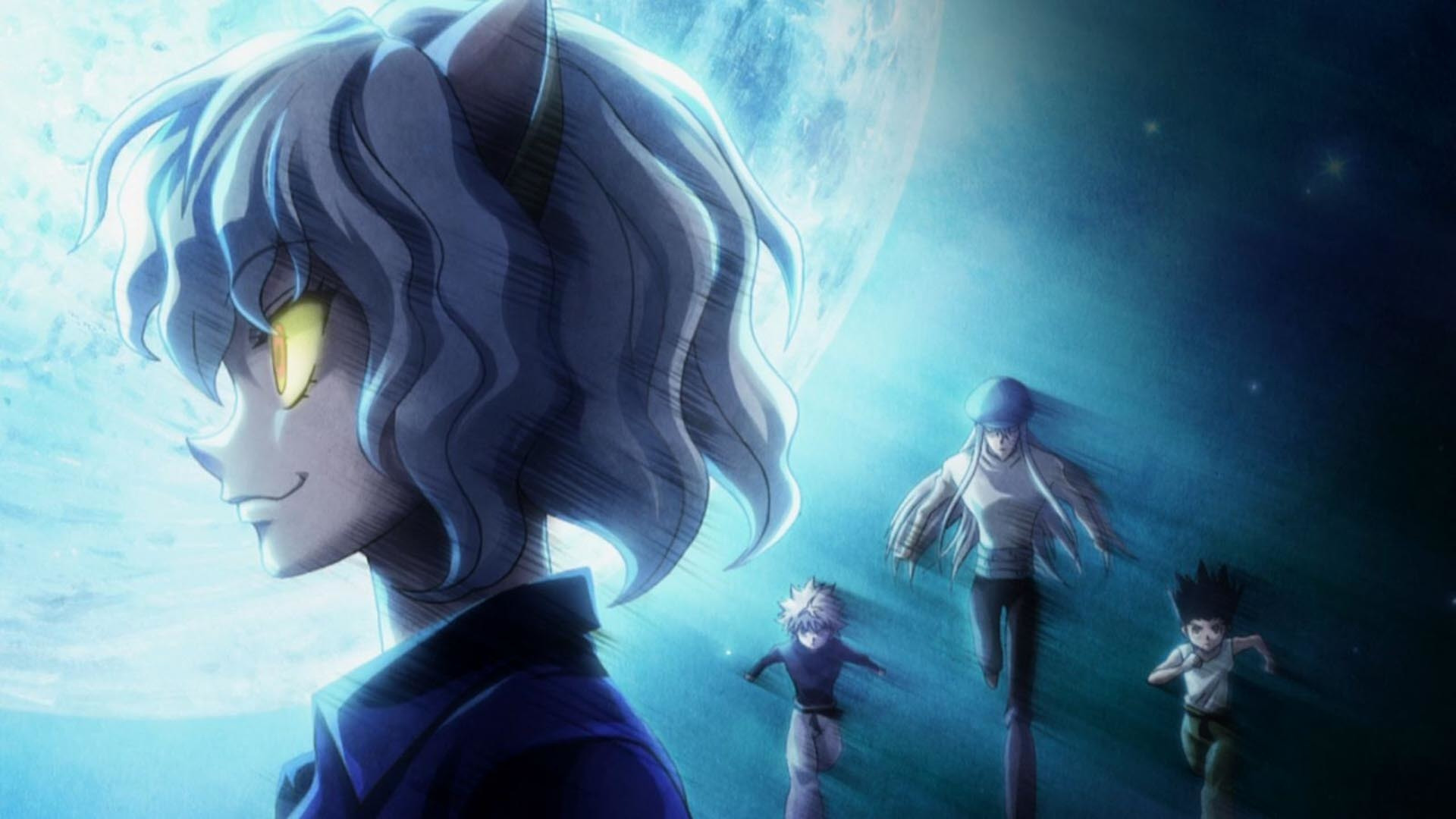 Anime Hunter X Hunter (2011)