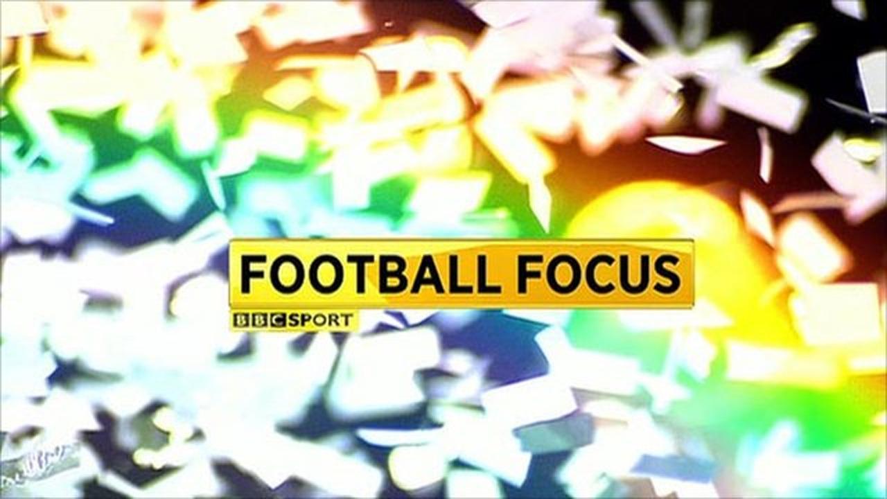 Сериал В фокусе - футбол
