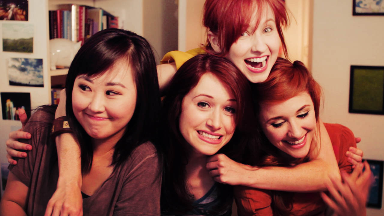 Show The Lizzie Bennet Diaries