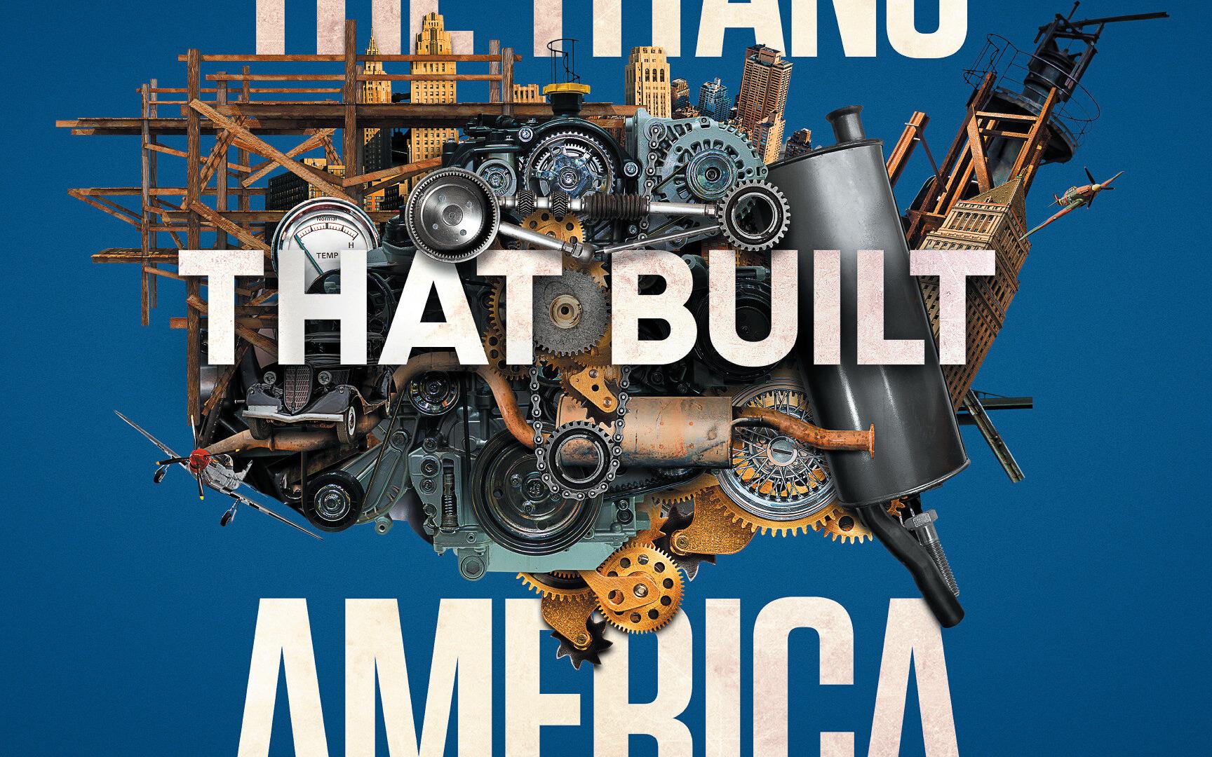 Сериал The Titans That Built America