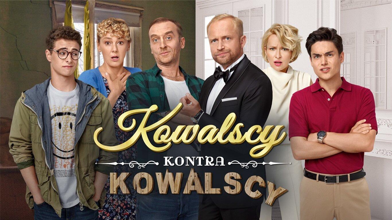 Сериал Ковальские против Ковальских