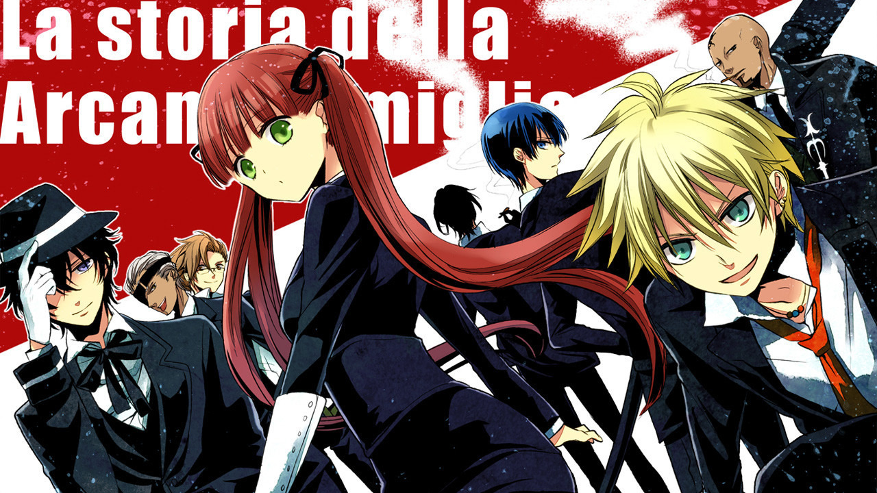 Anime Arcana Famiglia