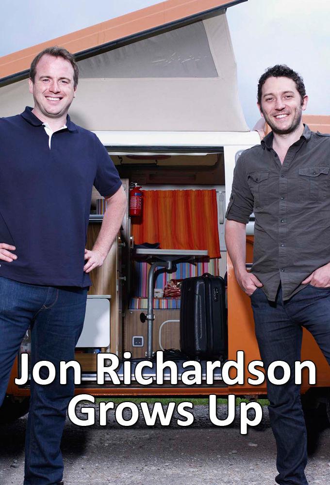 Сериал Jon Richardson Grows Up