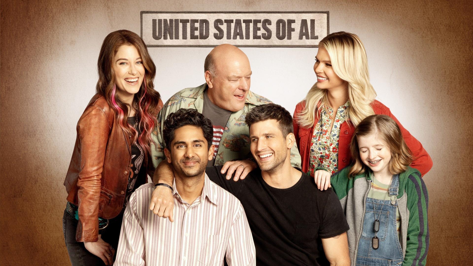 Show United States of Al