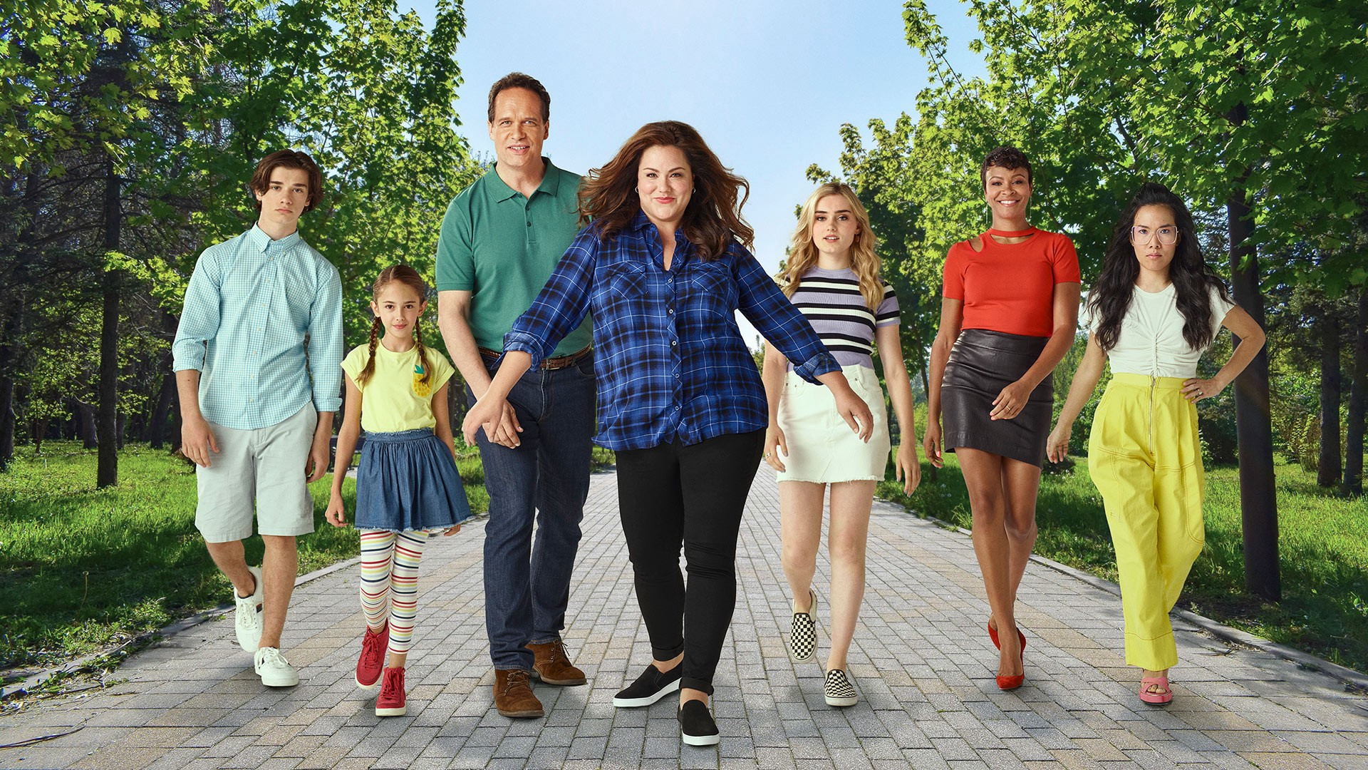 Сериал Американская домохозяйка