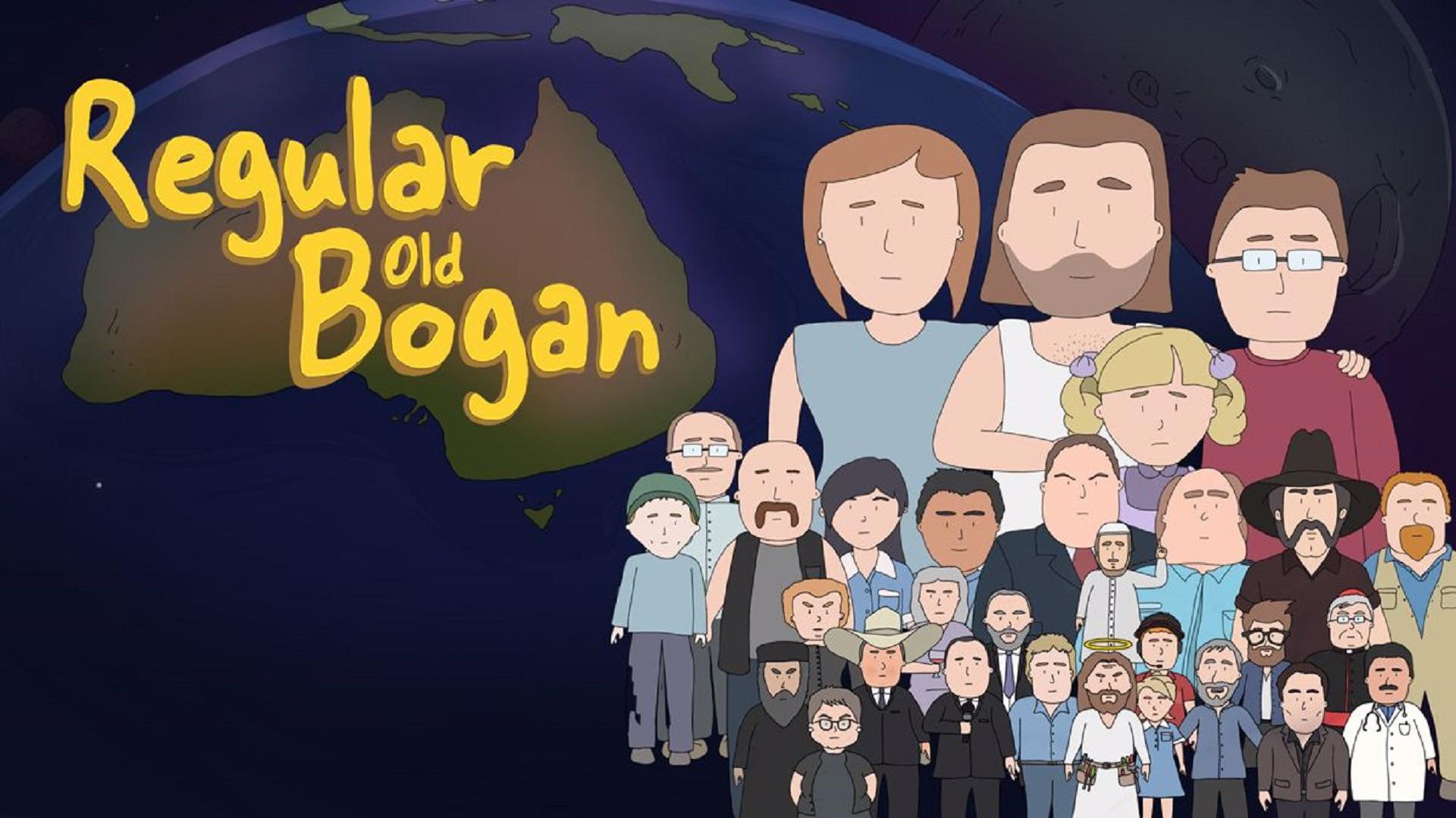 Сериал Regular Old Bogan