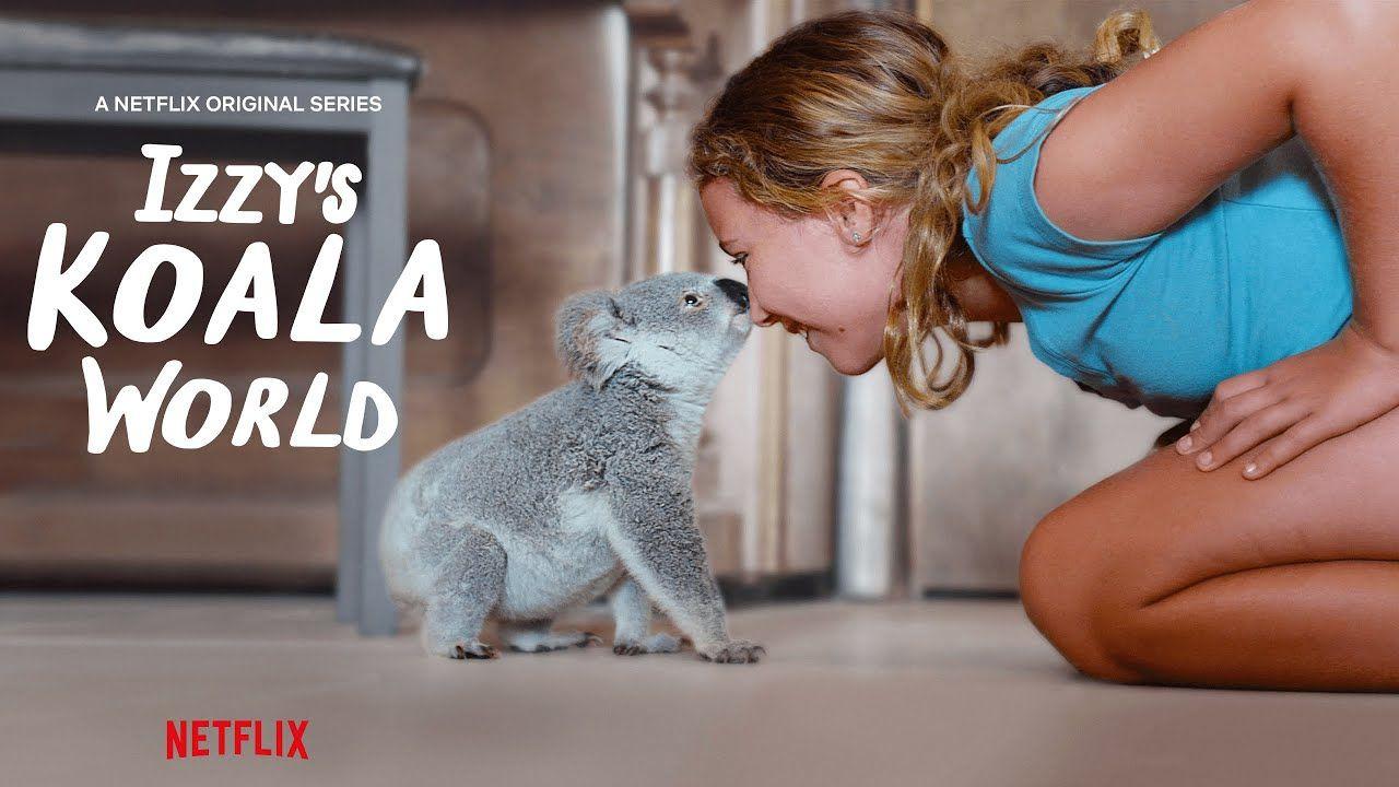 Сериал Иззи и коалы