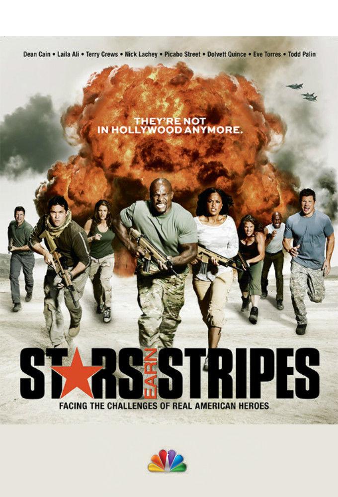 Сериал Stars Earn Stripes