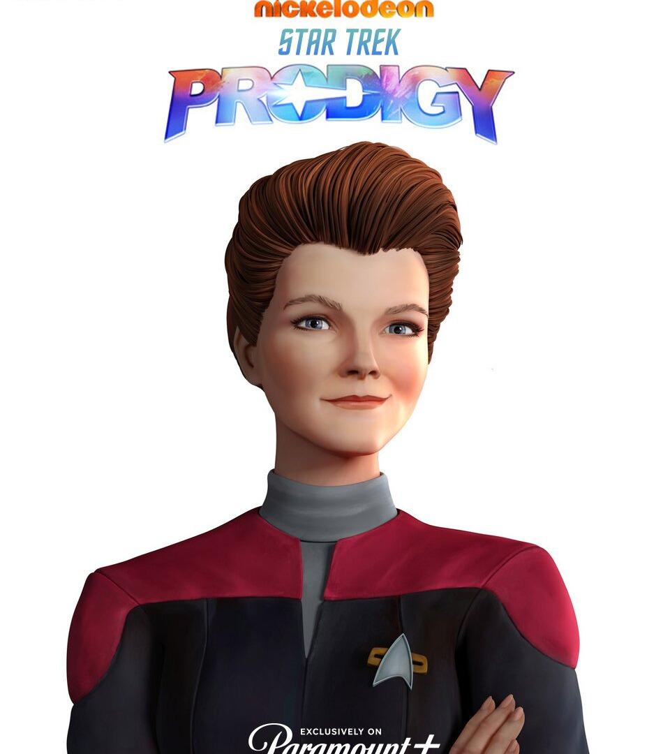 Сериал Star Trek: Prodigy