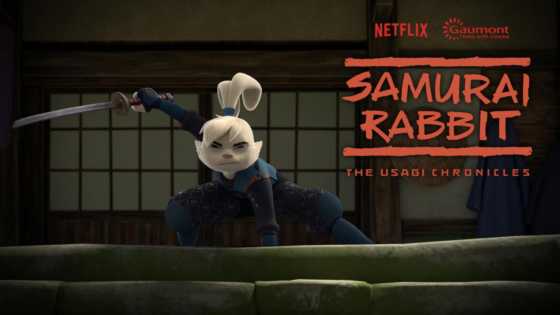 Сериал Samurai Rabbit: The Usagi Chronicles