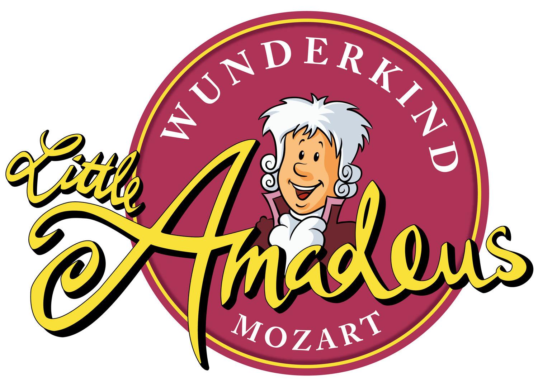 Cartoon Wunderkind Little Amadeus