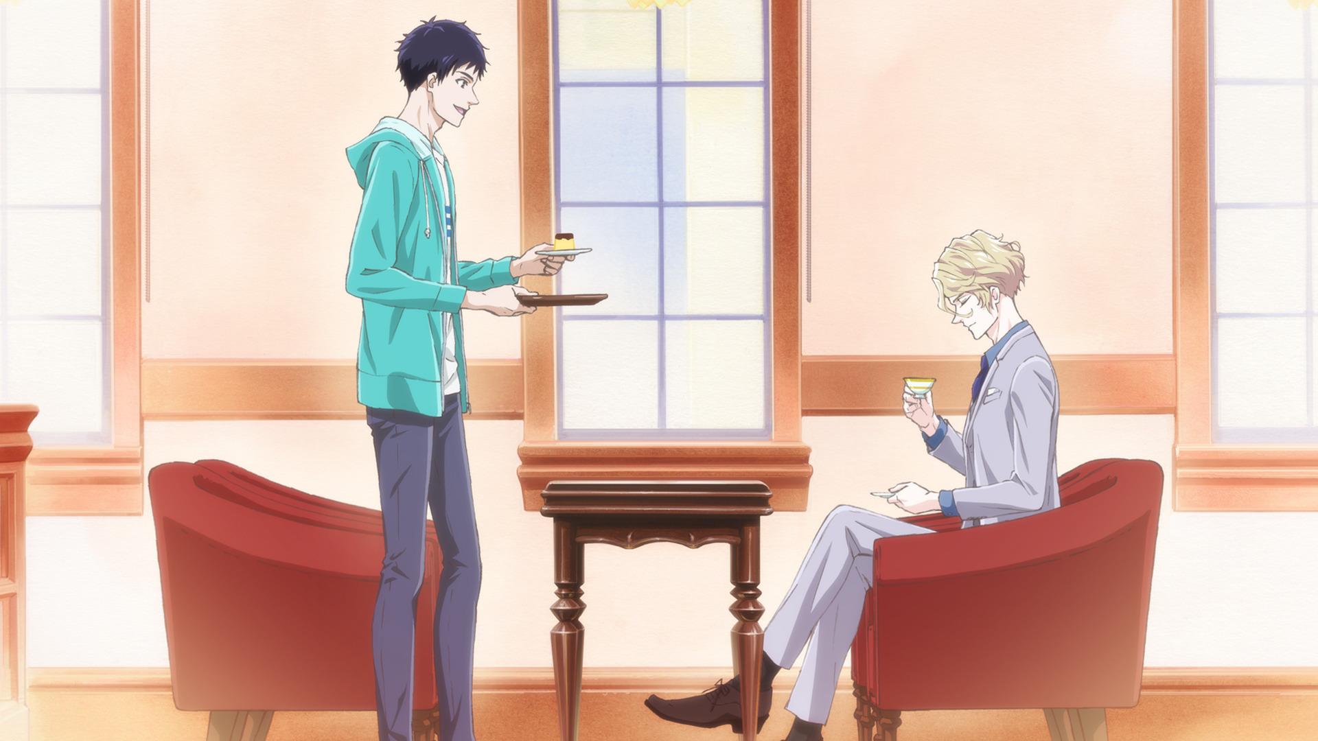 Anime Housekishou Richard-shi no Nazo Kantei