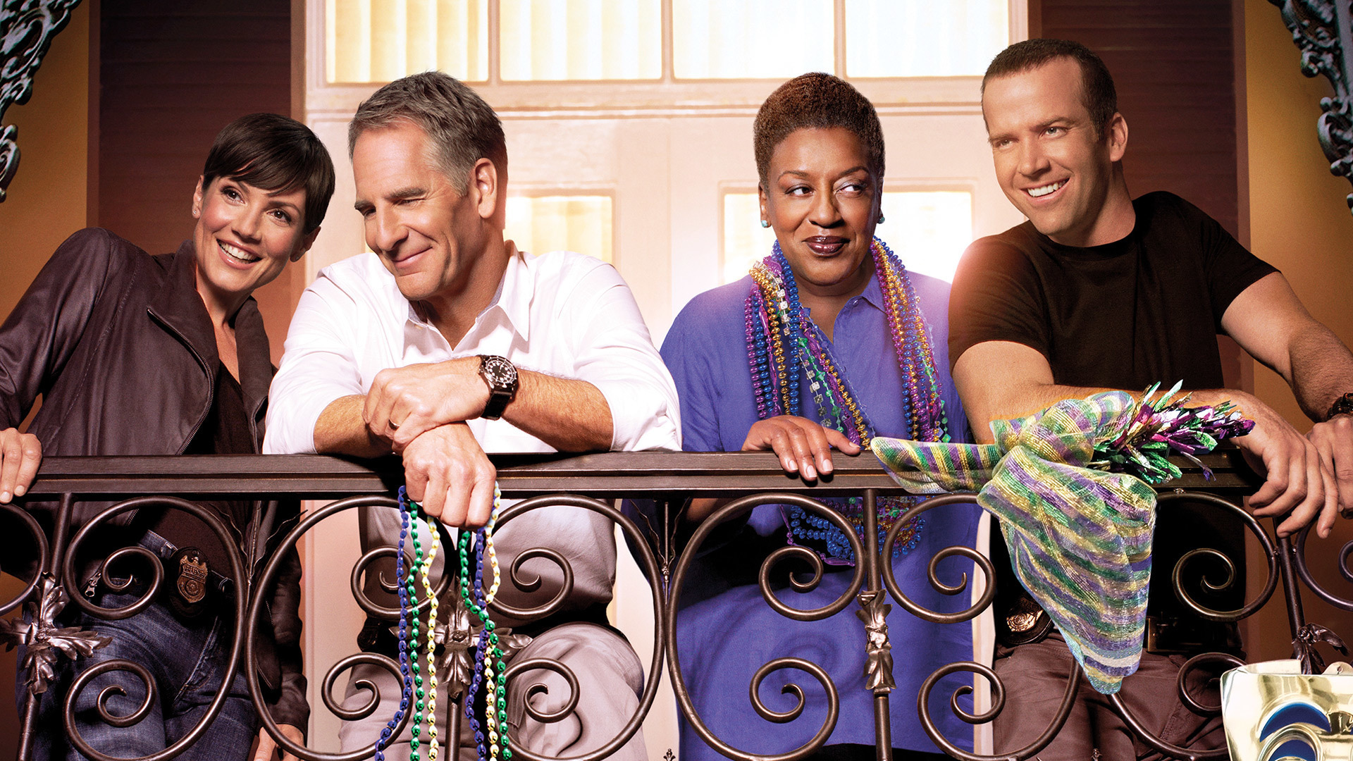 Show NCIS: New Orleans