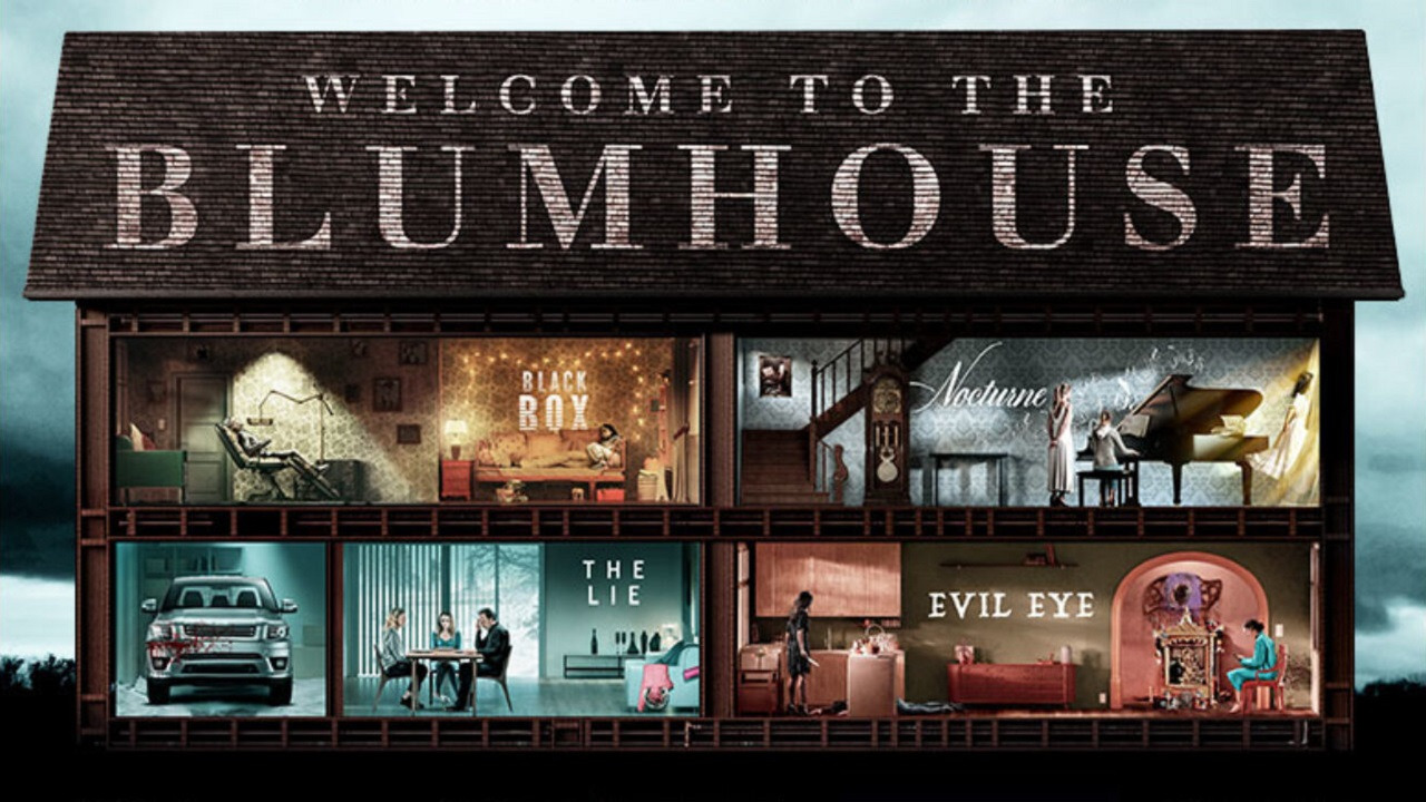 Сериал Добро пожаловать в Блумхаус