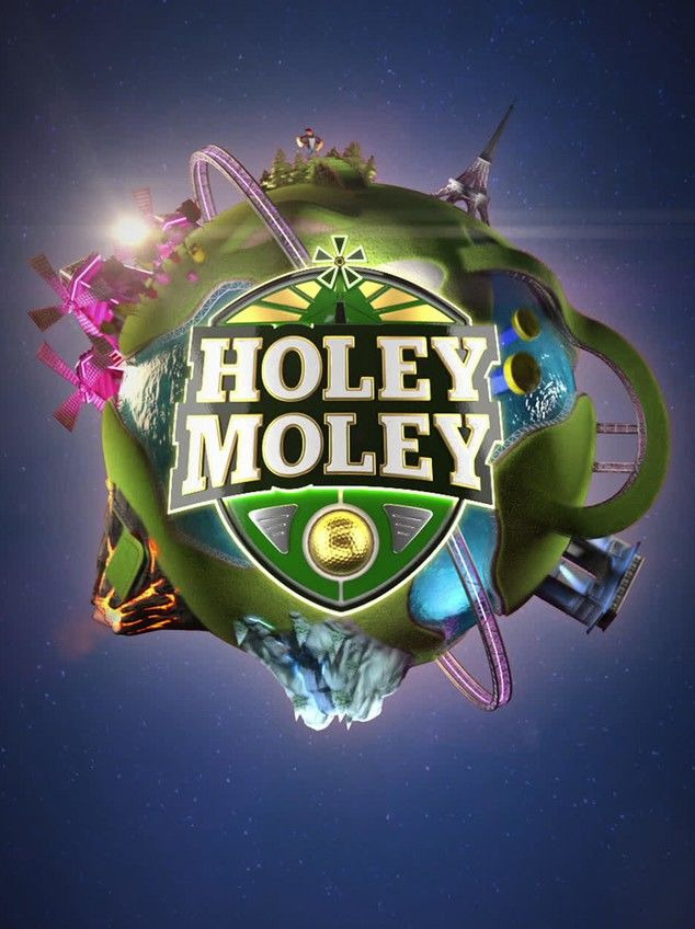 Show Holey Moley