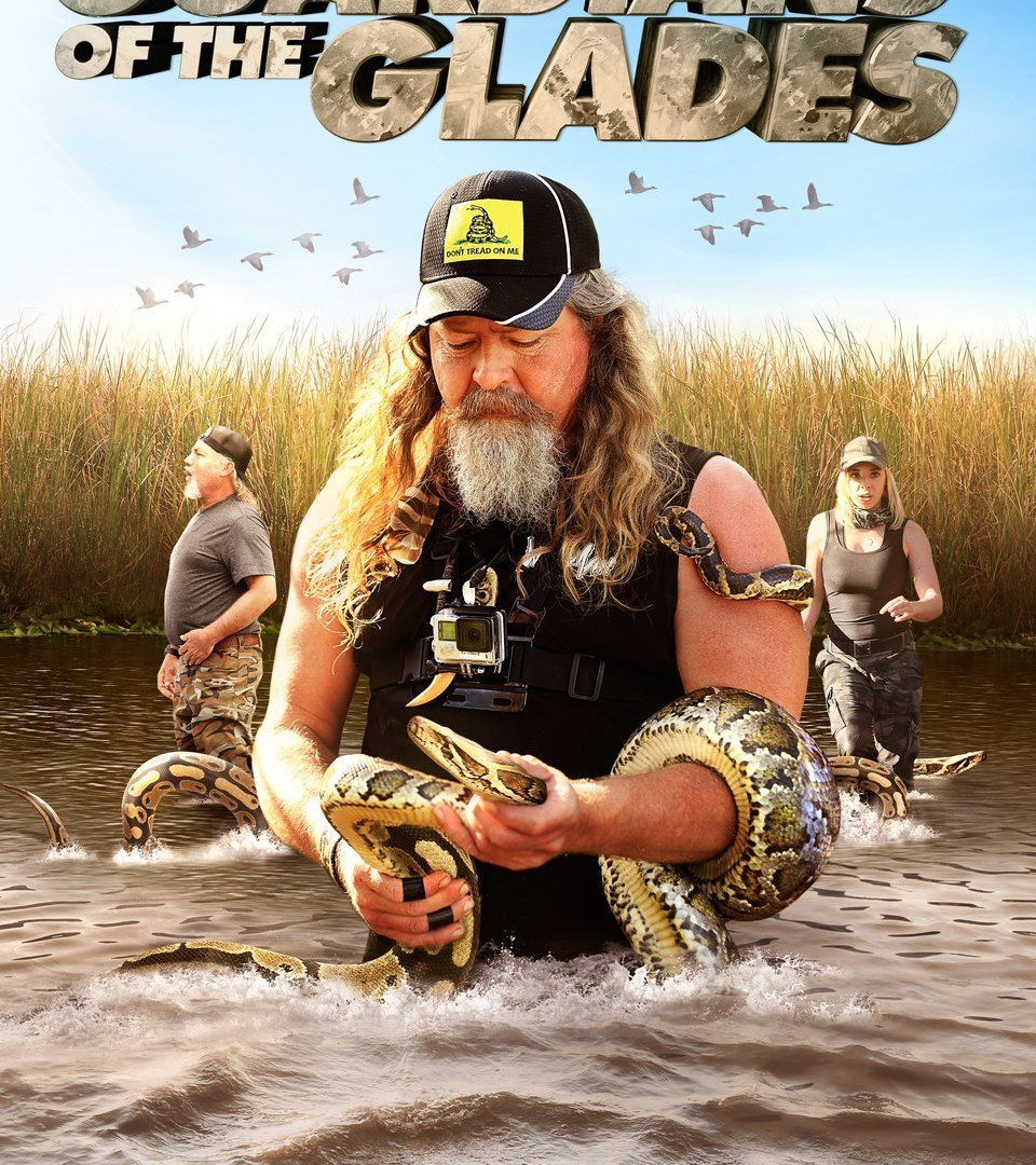 Show Guardians of the Glades