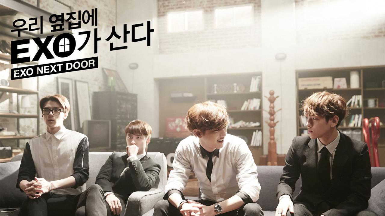 Сериал Мои соседи EXO