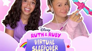 Ruth & Ruby Virtual Sleepover Challenges сезон 2019