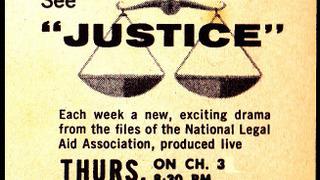 Justice (1954) season 1