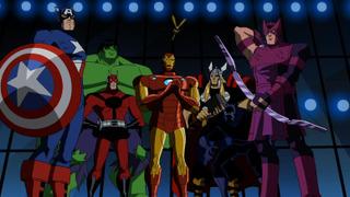 Мстители: Величайшие герои Земли сезон 2