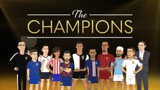 Чемпионы сезон 4